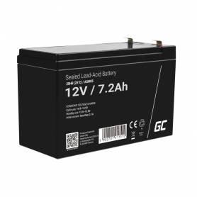 Batterie neuve 12V 7.2Ah...