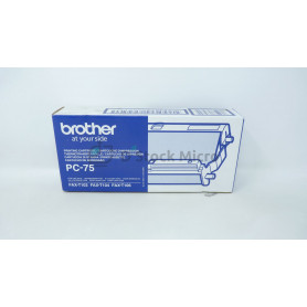 Toner Noir Brother PC-75 -...