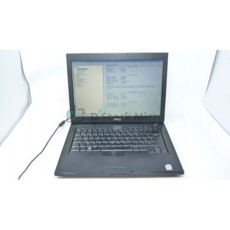 DELL Latitude E6400 - T9600 - 4 Go - Without hard drive - Not installed - Functional, for parts