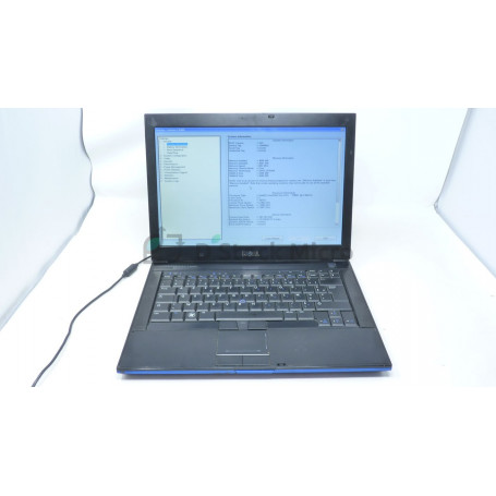 DELL Latitude E6400 - P9600 - 4 Go - Without hard drive - Not installed - Functional, for parts