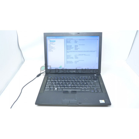DELL Latitude E6400 - P8700 - 4 Go - Without hard drive - Not installed - Functional, for parts