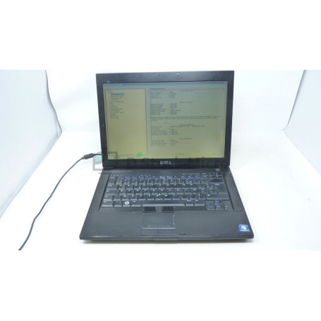 DELL Latitude E6400 - P8400 - 4 Go - Without hard drive - Not installed - Functional, for parts
