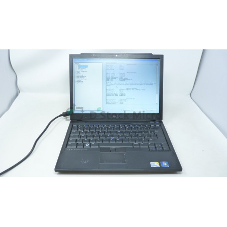 DELL Latitude E4300 - P9400 - 4 Go - 320 Go - Not installed - Functional, for parts