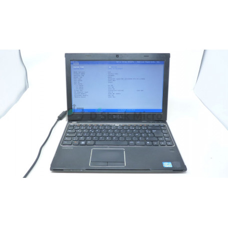DELL Vostro V131 - i3-2330m - 4 Go - Without hard drive - Not installed - Functional, for parts,Broken plastics