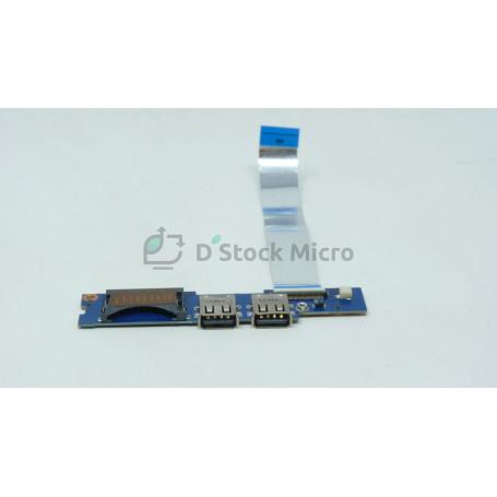 dstockmicro.com Carte USB - lecteur SD BA92-09691A pour Samsung NP530U3C