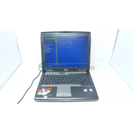 DELL Latitude D520 - Core 2 Duo - 2 Go - Without hard drive - Not installed - Functional, for parts,Screen Default