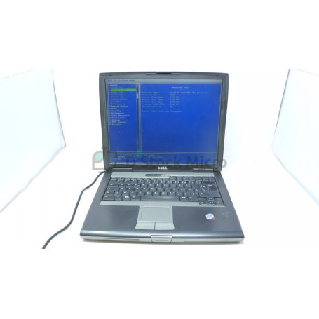 DELL Latitude D520 - Core 2 Duo - 2 Go - Without hard drive - Not installed - Functional, for parts