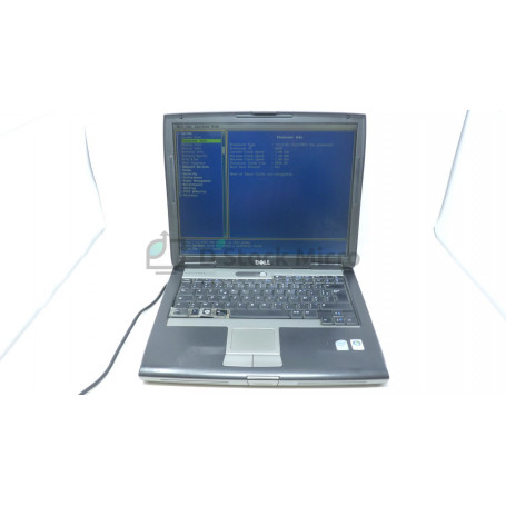 DELL Latitude D520 - Core 2 Duo - 2 Go - 120 Go - Not installed - Functional, for parts,Broken / missing keyboard