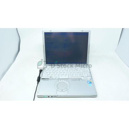 Panasonic CF-T8 - U9600 - 2 Go - 80 Go - Not installed - Functional, for parts,Broken / Missing Keyboard