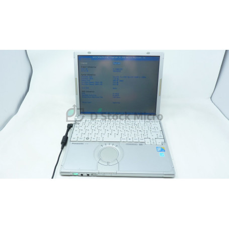 Panasonic CF-T8 - U9600 - 2 Go - Without hard drive - Not installed - Functional, for parts