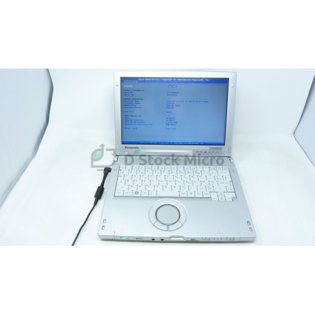 Panasonic CF-C1 - M520 - 2 Go - Without hard drive - Not installed - Functional, for parts