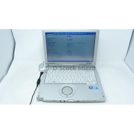 Panasonic CF-C1 - M520 - 2 Go - Without hard drive - Not installed - Functional, for parts,Broken / missing plastic