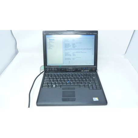 DELL Latitude Xt2 - U9600 - 3 Go - 64 Go - Not installed - Functional, for parts,Broken plastics
