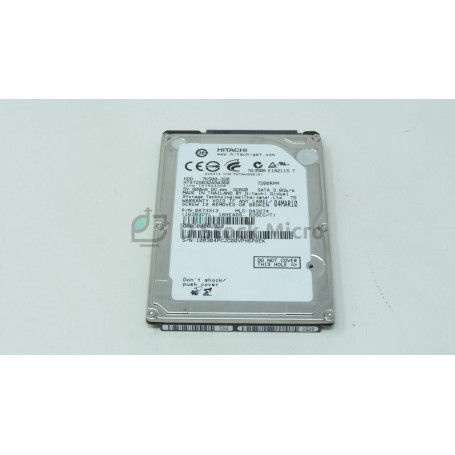 """dstockmicro.com - Hitachi 7K500-320 320 Go 2.5"""" SATA Hard disk drive HDD 7200 rpm"""