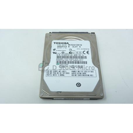"dstockmicro.com - Toshiba MK3261GSYN 320 Go 2.5"" SATA Disque dur HDD 7200 tr/min"