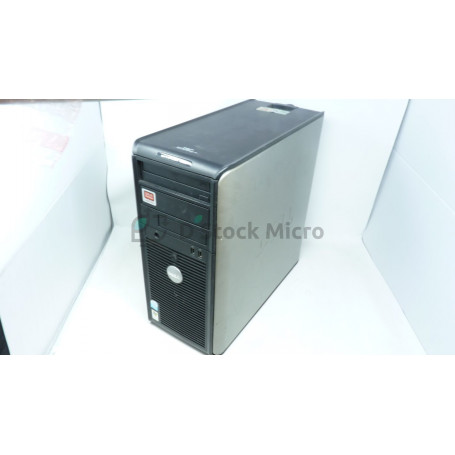 DELL Optiplex 320 - Pentium D - 2 Go - Without hard drive - Windows XP Pro - Not installed