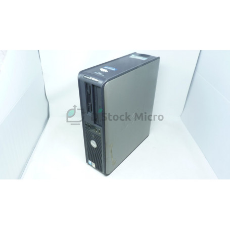 DELL Optiplex GX520 - Pentium D - 2 Go - 80 Go - Windows XP Pro - Not installed