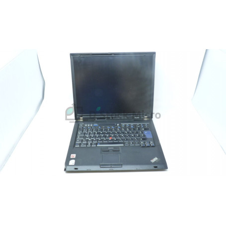 Lenovo Thinkpad T60 - T5600 - 1 Go - Without hard drive - Not installed - Functional, for parts,Broken plastics