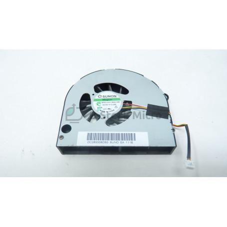 Ventilateur DC280008DS0 pour Toshiba Satellite L670-1JN