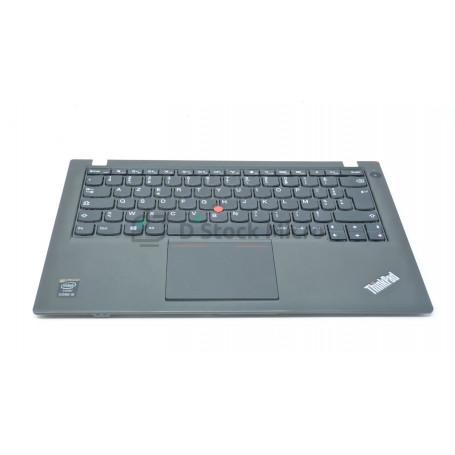 Keyboard - Palmrest AZERTY - SB30G39219 - SB30G39219 for Lenovo Thinkpad X240