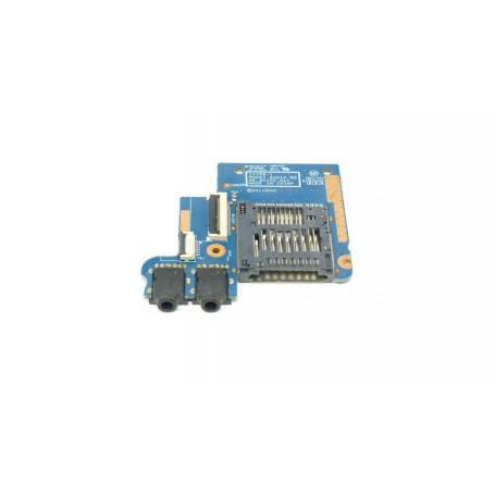 dstockmicro.com Carte Audio - lecteur SD 48.4SI02.011 pour HP Probook 4540s