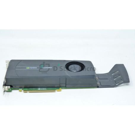 dstockmicro.com Carte vidéo PCI-E Nvidia QUADRO 5000 2.5GO GDDR5