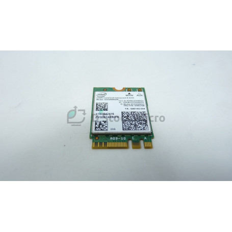 dstockmicro.com Carte wifi 6235ANNGU Lenovo 04W3798