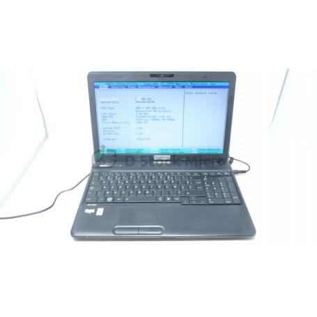 dstockmicro.com - Toshiba SATELLITE C660D - AMD E-300 - 2 Go - 128 Go - Windows 10 Pro - Functional
