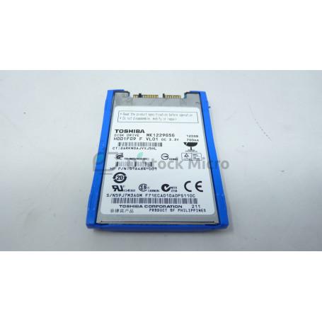 "dstockmicro.com - Disque dur 1.8"" Toshiba 501491-001 - 120 Go"