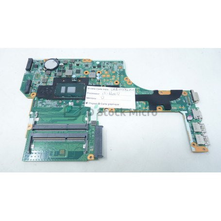 dstockmicro.com Motherboard with processor Intel Core i5 I5-6200U -  DA0X63MB6H1 for HP Probook 450 G3