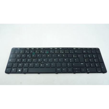 dstockmicro.com Clavier AZERTY - 6037B0114305 - 841145-051 pour HP Probook 650 G2,Probook 655 G2