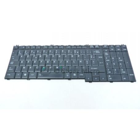 dstockmicro.com Keyboard AZERTY - MP-06876F0 - G83C000AQ2FR for Toshiba Tecra A11