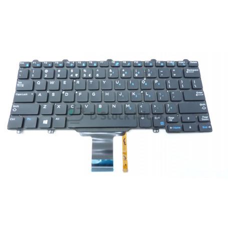 dstockmicro.com Clavier QWERTY - NSK-LMABC 0F - 03WN15 pour DELL Latitude E7250