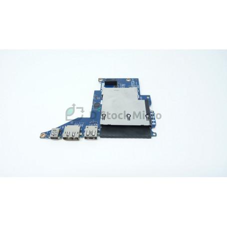 dstockmicro.com Carte USB - lecteur SD LS-9244P pour HP Zbook 15 G2