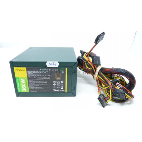 dstockmicro.com Power supply  Antec EA-380D - 380W