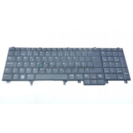 dstockmicro.com - Clavier QWERTY - MP-10H1 - 00HTG3 pour DELL Latitude E5520,Latitude E5530,Latitude E6520,Latitude E6530,Latitu
