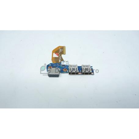 Carte VGA - USB 6050A2559201 pour HP Elitebook 840 G1