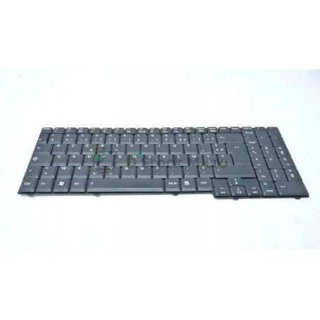 Clavier AZERTY 04GNED1KFR00 MP-03756F0-5287 pour Asus M50 Series