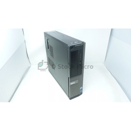 DELL Optiplex 3010 DT- i3-3220 - 500 Go - 8 Go DDR3