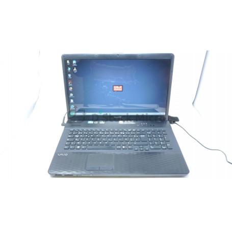 dstockmicro.com - Sony VPCEJ - i3-2350M - 4 Go - 180 Go SSD - Windows 10 Home