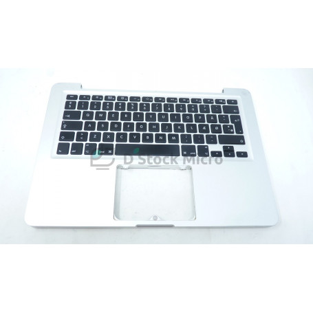 Keyboard - Palmrest 613-8959-D for Apple Macbook pro A1278