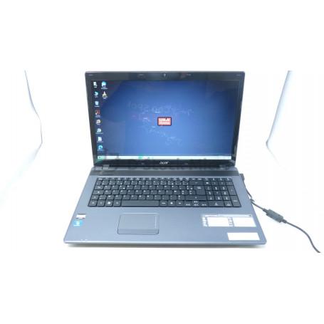 dstockmicro.com - DELL ASPIRE  7250 - AMD E-300 - 4 Go - 240 Go SSD - Windows 10 Home