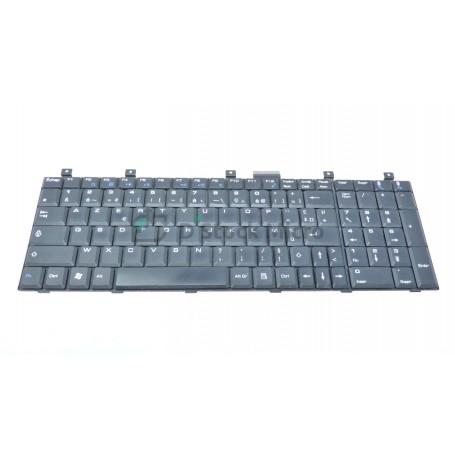 Clavier AZERTY MP-03233F0-3596 pour MSI M677