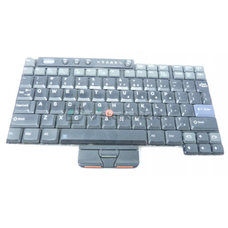 Clavier QWERTY TK87-US pour Lenovo Thinkpad X31
