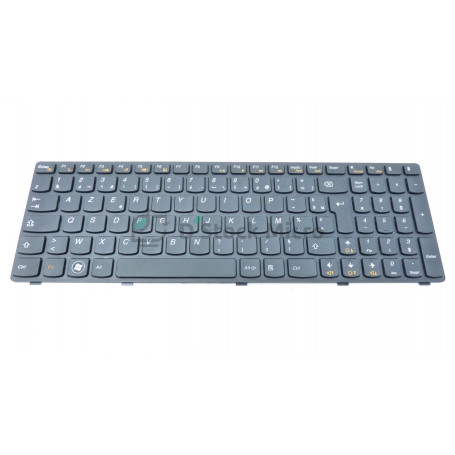 Clavier AZERTY V-117020NK1-FR pour Lenovo V570