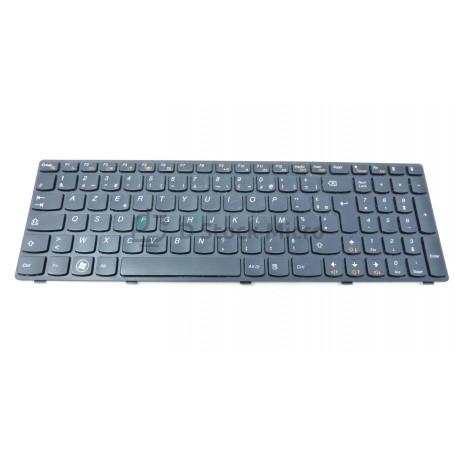 Clavier AZERTY - MP-10A36F0-6861 - 25013374 pour Lenovo
