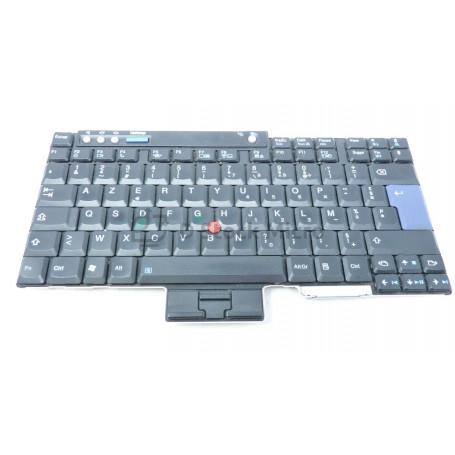 Clavier AZERTY MW-FRE pour Lenovo Thinkpad T60