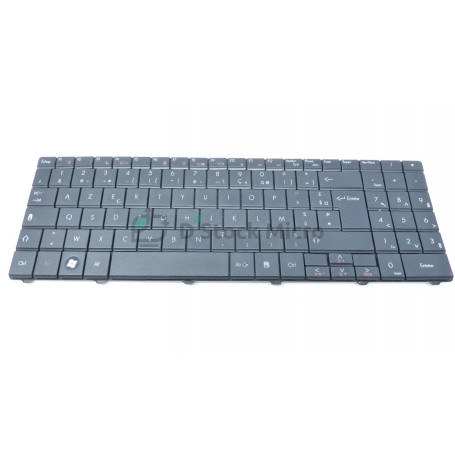 Clavier AZERTY - MP-07F36F0-698 - PK1307B1A16 pour Packard Bell Easynote