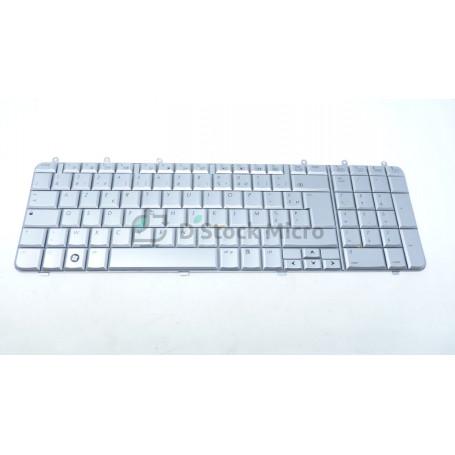 Clavier AZERTY V080502CK1 FR pour HP Pavilion DV7-1000 series