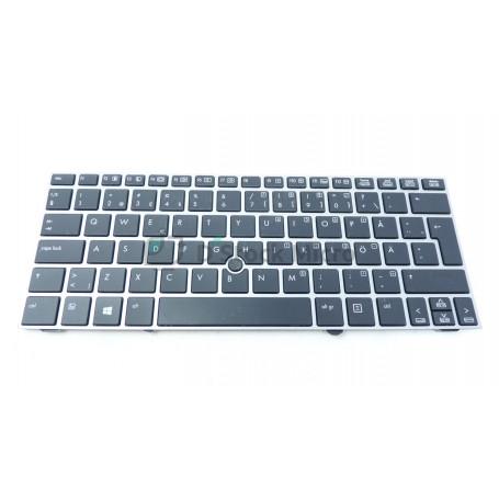 Clavier QWERTY 705614-B71 pour HP Elitebook 2170p
